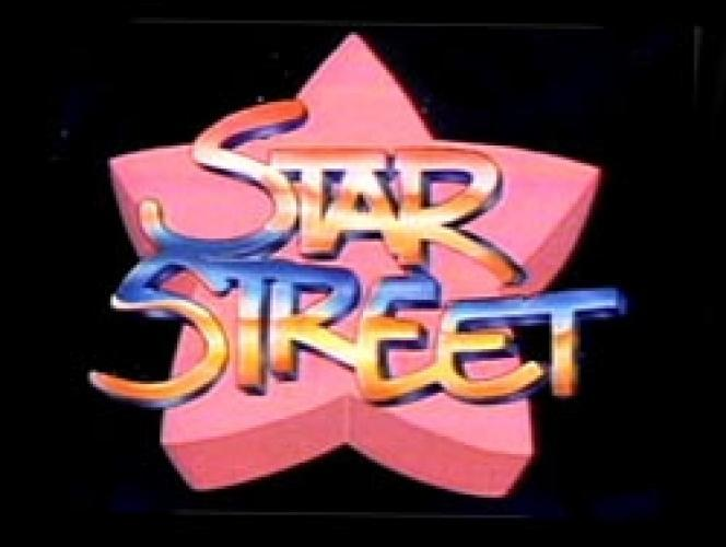 StarStreet next episode air date poster