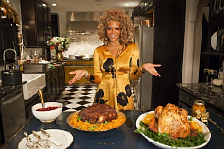 Holiday Feast with Kelis next episode air date poster