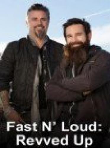Fast N' Loud: Revved Up next episode air date poster