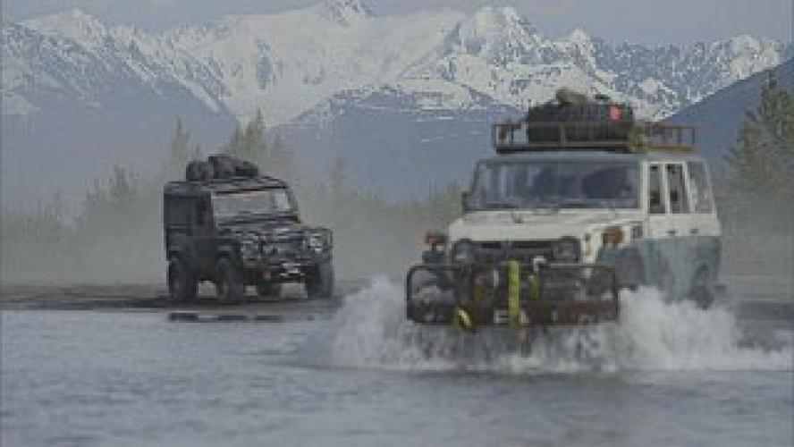 Alaska Off-Road Warriors next episode air date poster