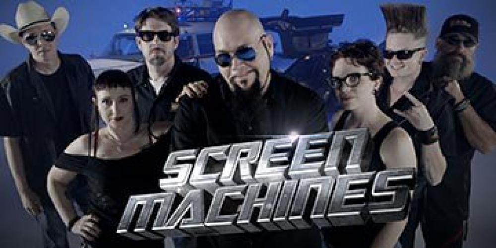 Screen Machines next episode air date poster