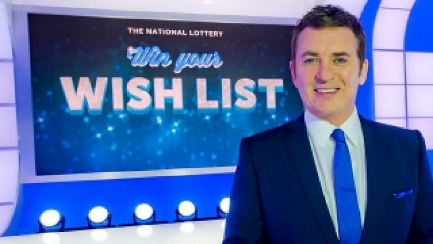 The National Lottery: Win Your Wish List next episode air date poster