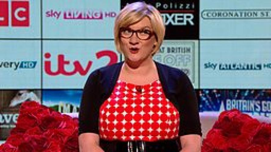The Sarah Millican Slightly Longer Television Programme next episode air date poster