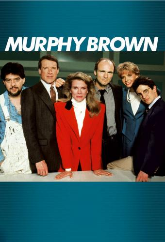Murphy Brown next episode air date poster