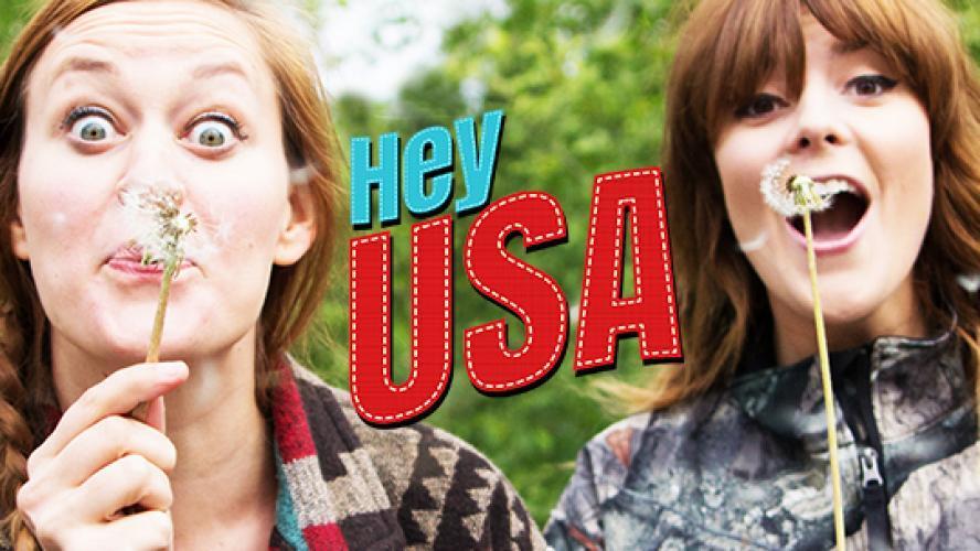 HeyUsa next episode air date poster