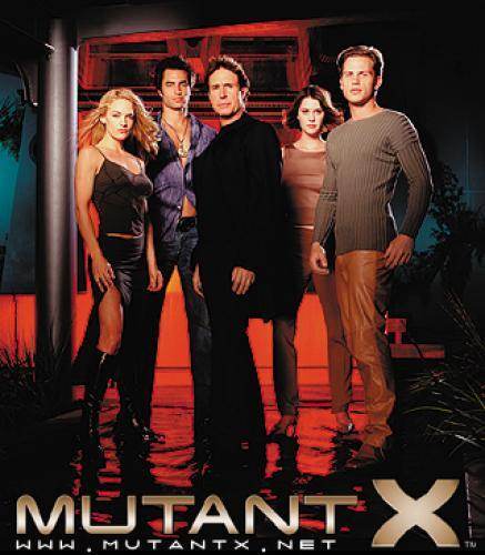 Mutant X next episode air date poster