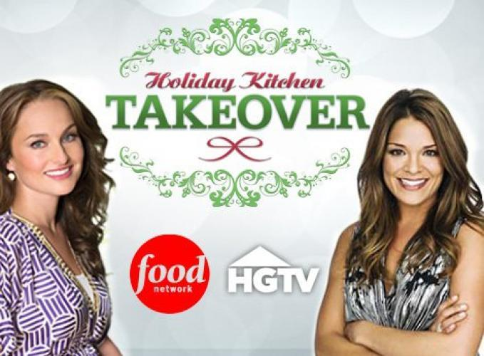 Holiday Kitchen Takeover with Giada and Sabrina next episode air date poster