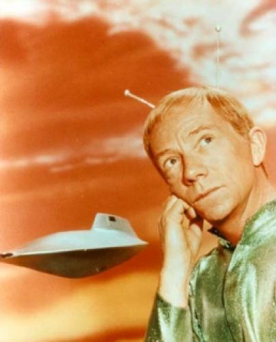 My Favorite Martian next episode air date poster