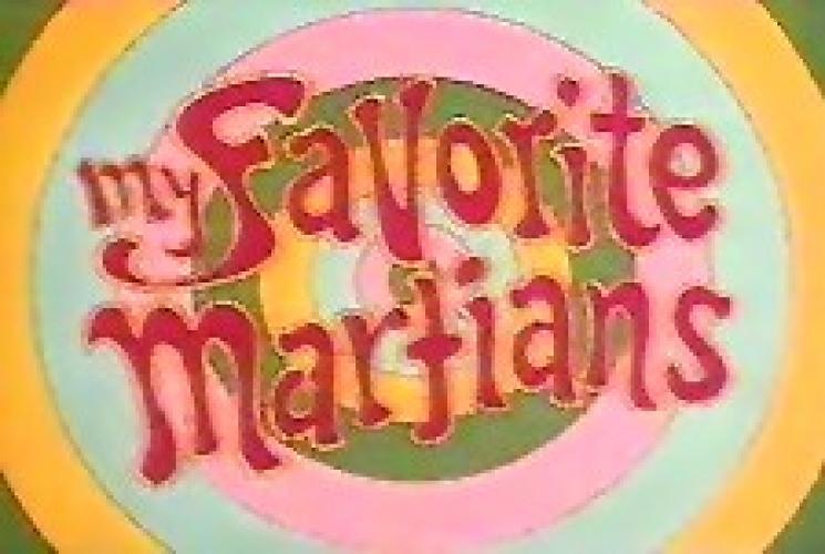 My Favorite Martians next episode air date poster