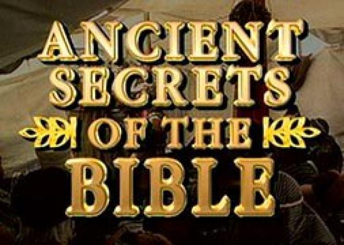 Secrets of the Bible next episode air date poster