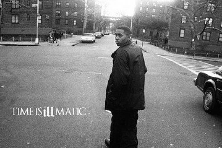Nas: Time is Illmatic next episode air date poster