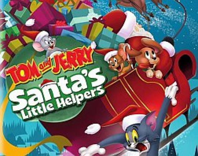 Tom & Jerry: Santa's Little Helpers next episode air date poster