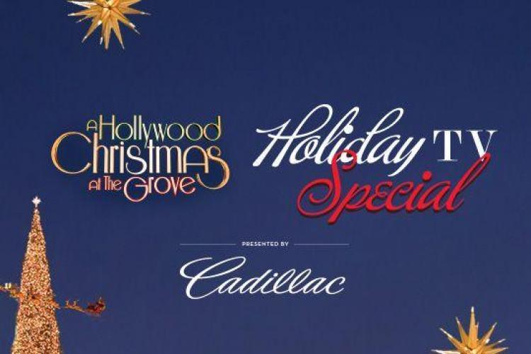 A Hollywood Christmas at The Grove next episode air date poster