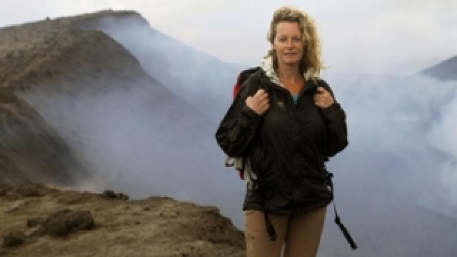 Kate Humble: Into the Volcano next episode air date poster
