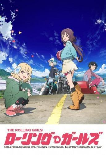 Rolling☆Girls next episode air date poster
