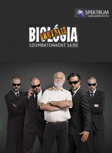 Brutális Biológia next episode air date poster
