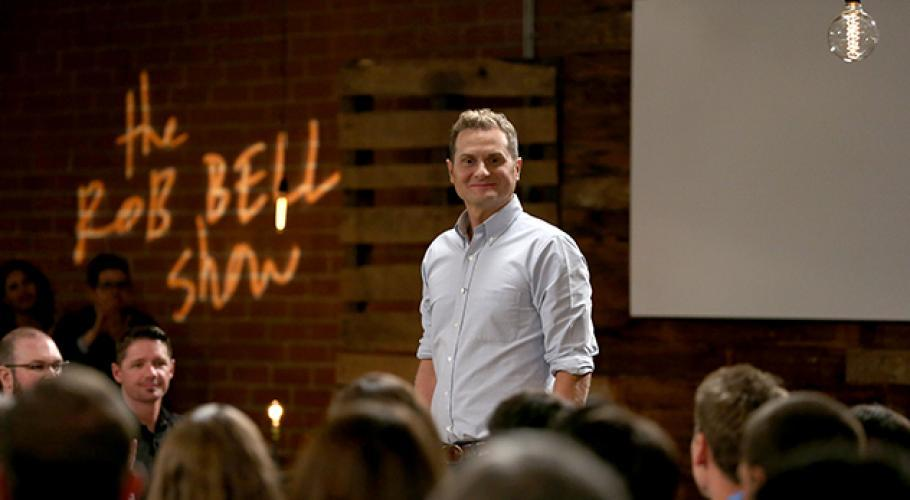 The Rob Bell Show next episode air date poster