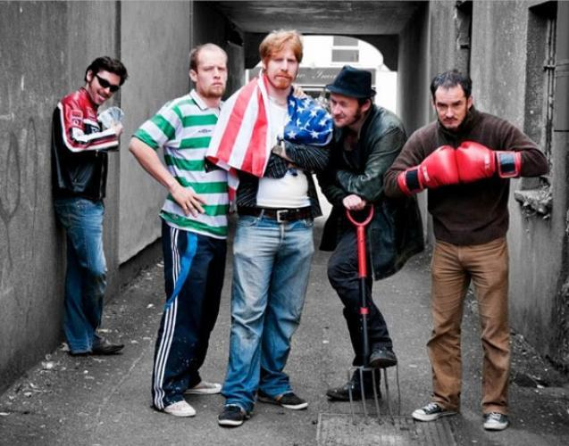 Hardy Bucks next episode air date poster