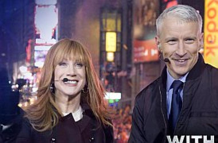 New Year's Eve Live With Anderson Cooper and Kathy Griffin next episode air date poster