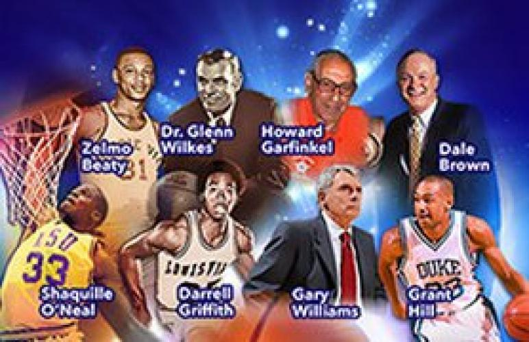 National Collegiate Basketball Hall of Fame Induction Ceremony next episode air date poster