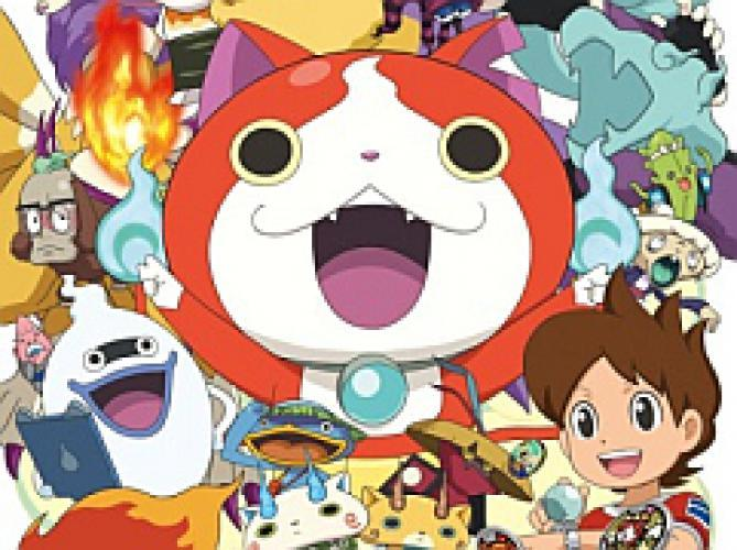 Yo-Kai Watch next episode air date poster
