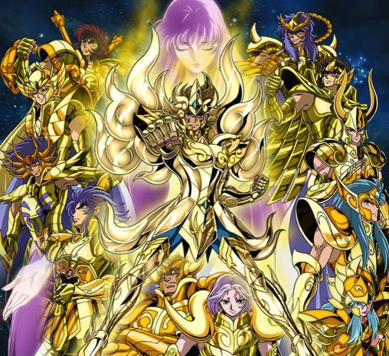 Saint Seiya: Soul of Gold next episode air date poster