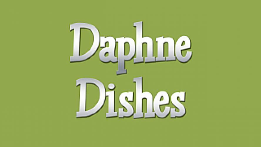 Daphne Dishes next episode air date poster