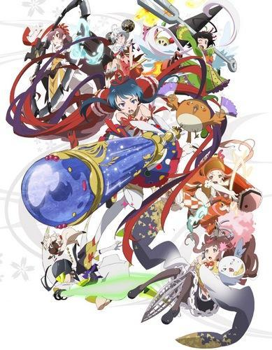 Mahou Shoujo Taisen next episode air date poster
