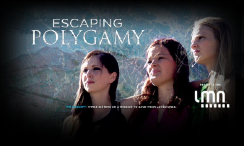 Escaping Polygamy next episode air date poster