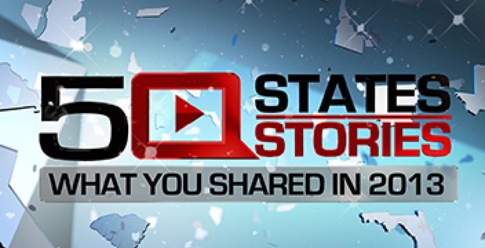 50 States/50 Stories: What You Shared in 2014 next episode air date poster