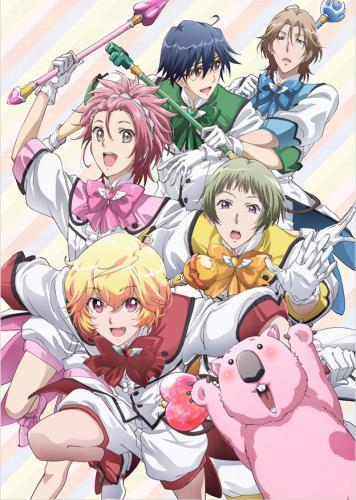 Binan Koukou Chikyuu Bouei Bu LOVE! next episode air date poster