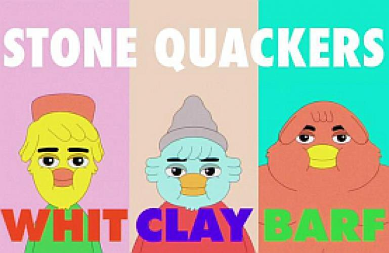 Stone Quackers next episode air date poster