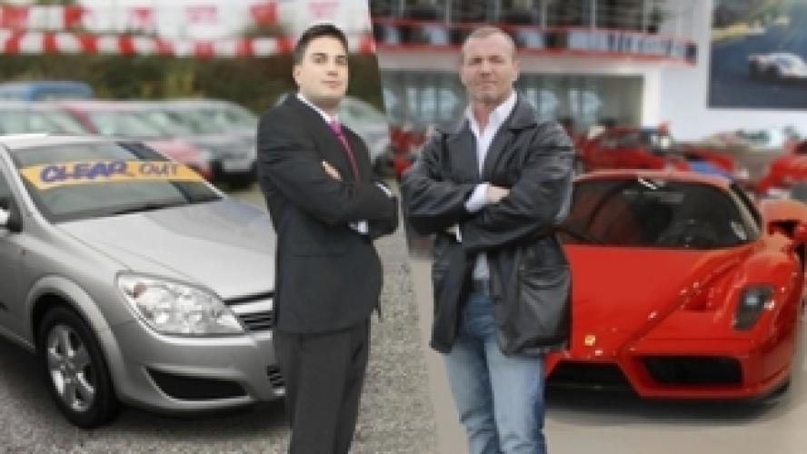 Super Cars v Used Cars: The Trade Off next episode air date poster