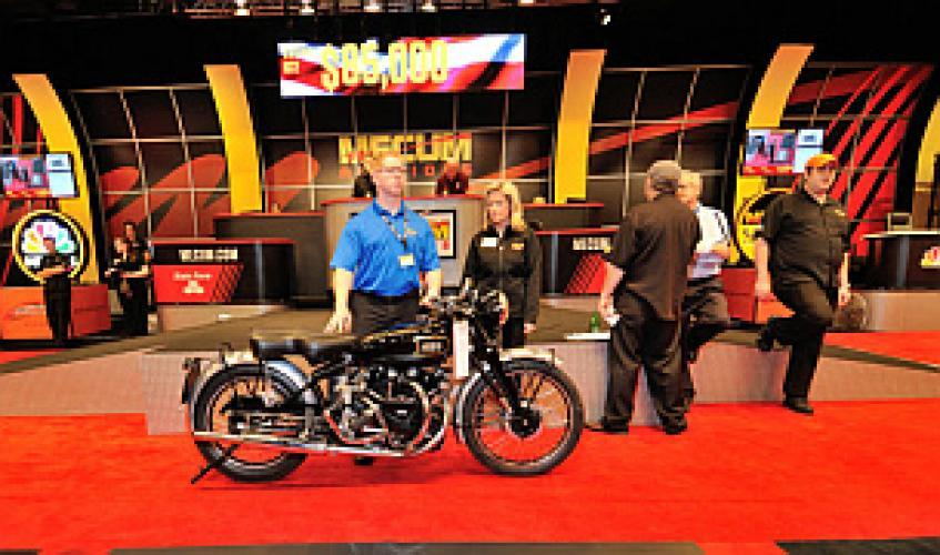 Mecum Motorcycle next episode air date poster