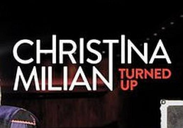 Christina Milian Turned Up next episode air date poster