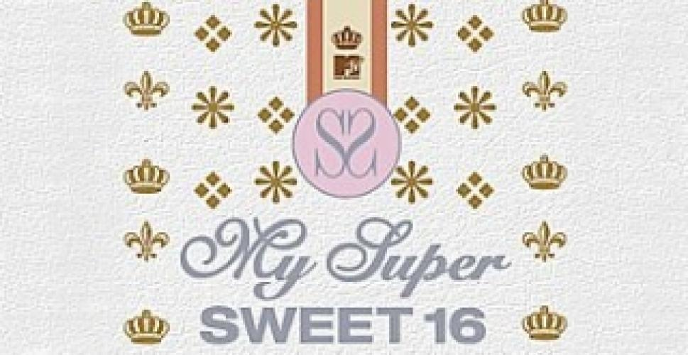 My Super Sweet 16 next episode air date poster