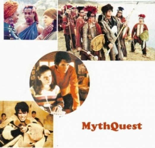 MythQuest next episode air date poster