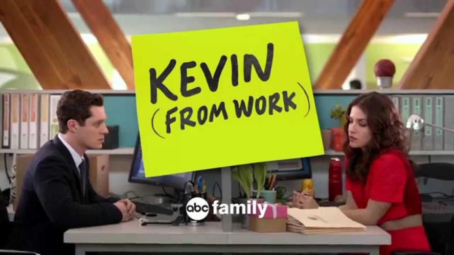 Kevin from Work next episode air date poster