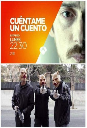 Cuéntame un cuento next episode air date poster