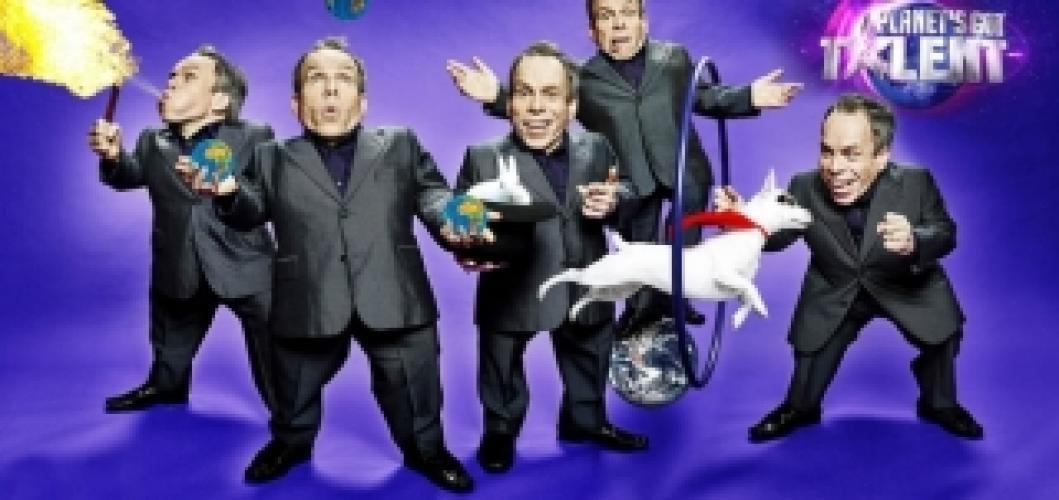 Planet's Got Talent next episode air date poster
