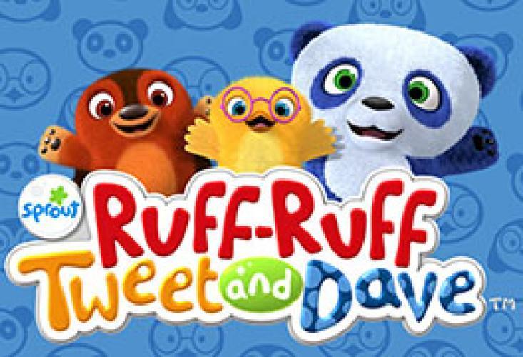 Ruff-Ruff, Tweet and Dave next episode air date poster