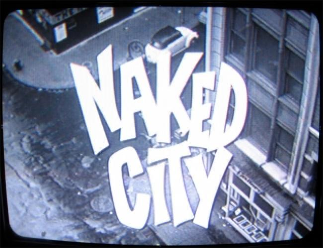 Naked City next episode air date poster