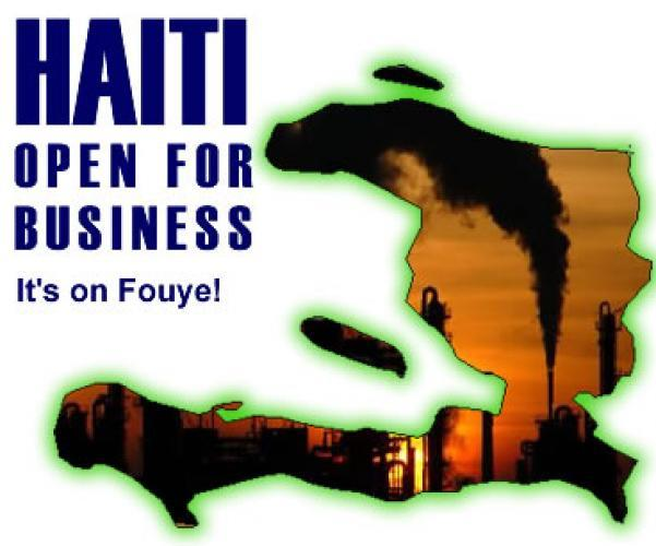 Haiti: Open for Business? next episode air date poster