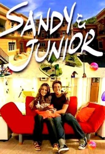 Sandy & Junior next episode air date poster