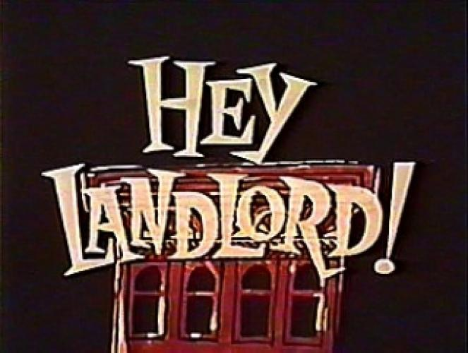 Hey Landlord next episode air date poster