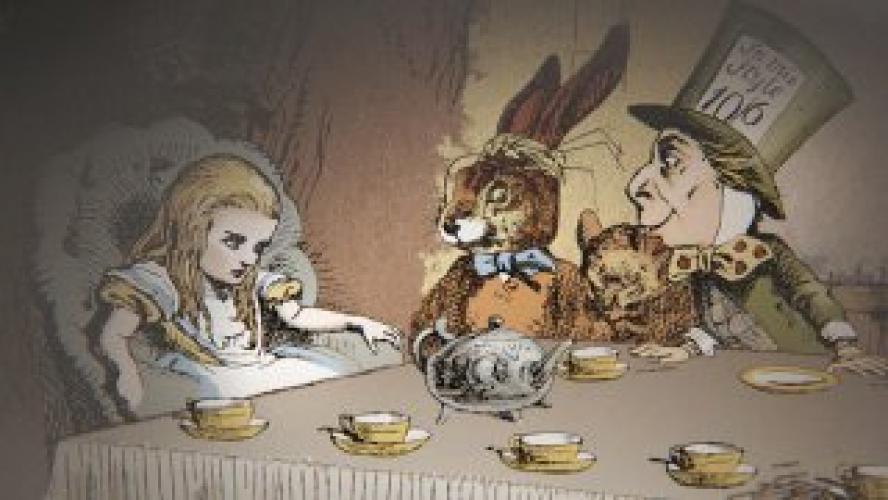 The Secret World Of Lewis Carroll next episode air date poster