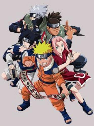 Naruto (JP) next episode air date poster