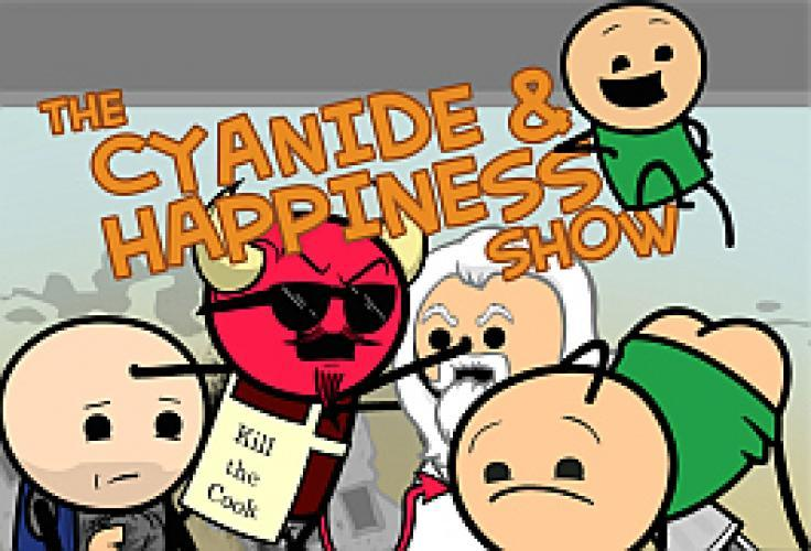 The Cyanide & Happiness Show next episode air date poster