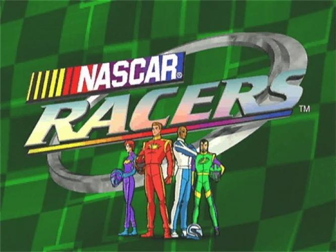 NASCAR Racers next episode air date poster