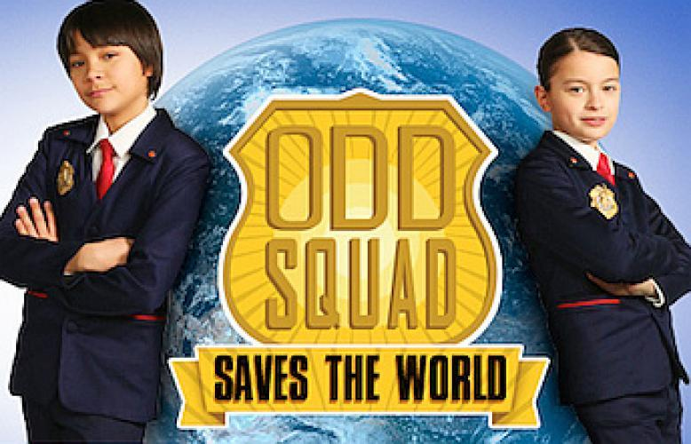 Odd Squad Saves the World next episode air date poster
